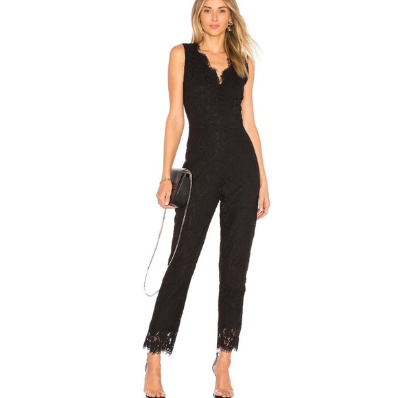 bd43c3d83f9 cupcakes and cashmere Pants - Cupcake and Cashmere Black Evita Jumpsuit